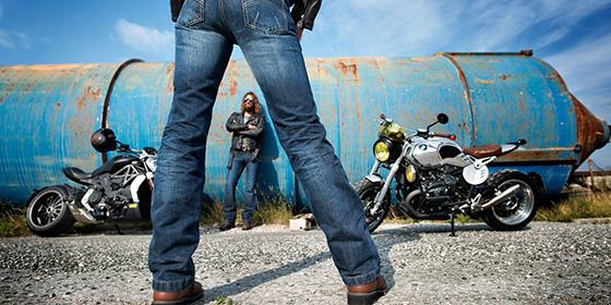 Digitaler Motorradshop