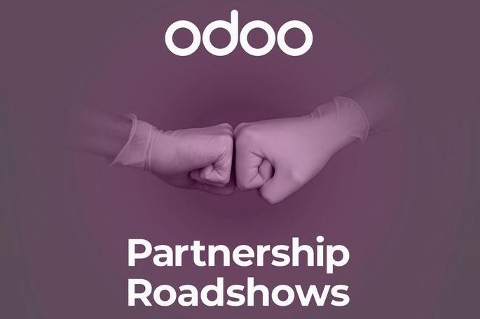Wir sind Odoo Partner